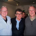 Terry Jude Miller with Kay Ryan and Robert Hass